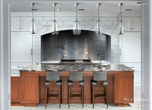 This Contemporary Kitchen Is The First Place Global Winner In The 2012  Sub Zero And Wolf Kitchen Design Contest. The Kitchen Was Subsequently.