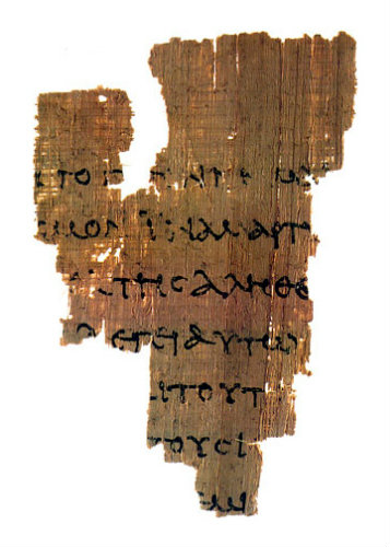 History of the Text of the New Testament
